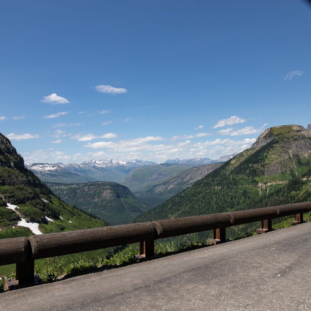 going-to-the-sun road Montana