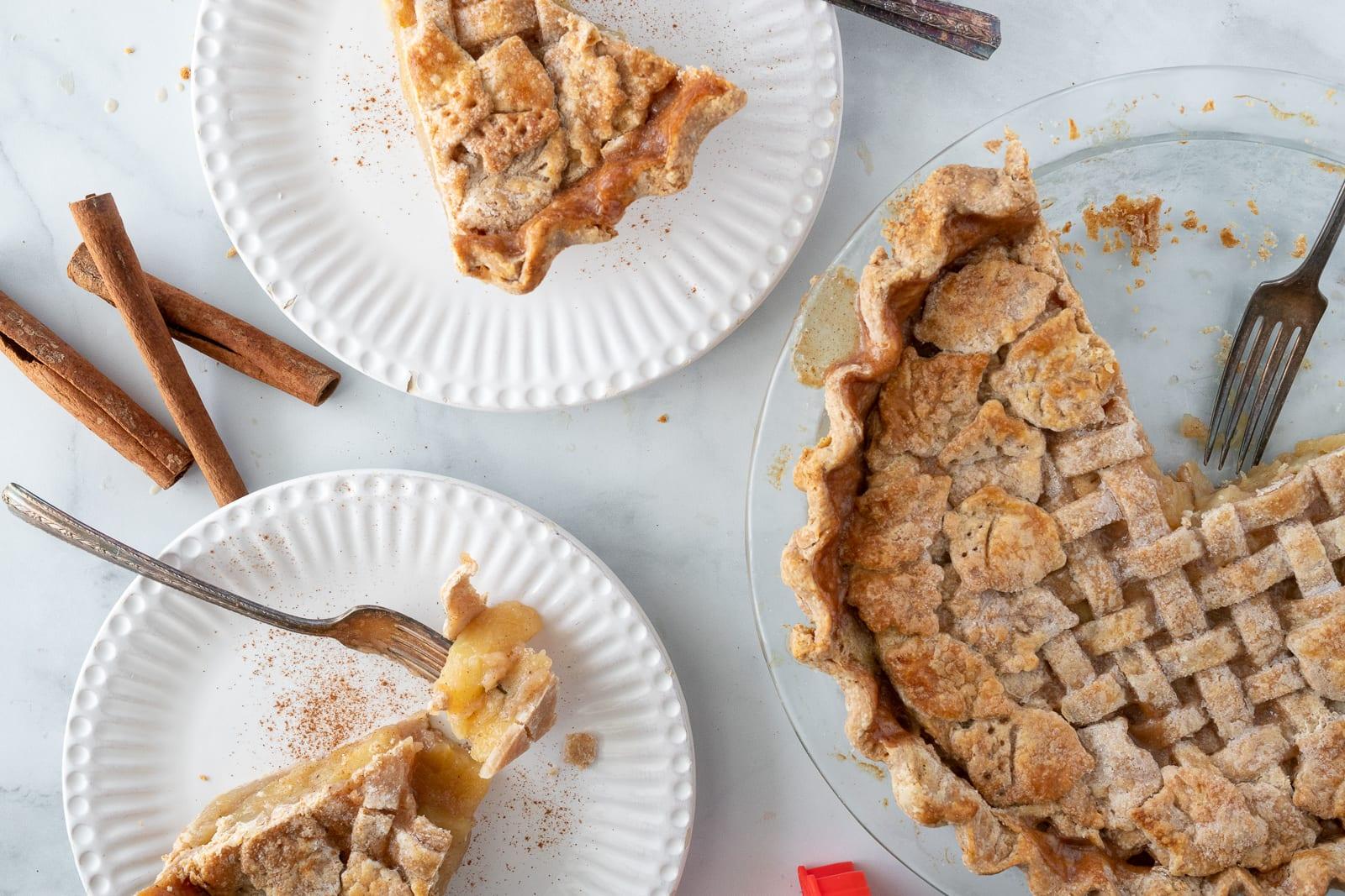 The perfect Apple Pie