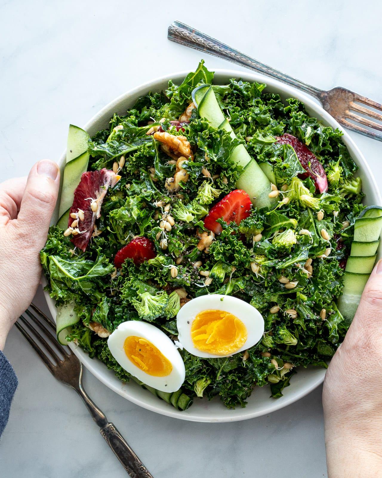 Simple SuperFoods Salad