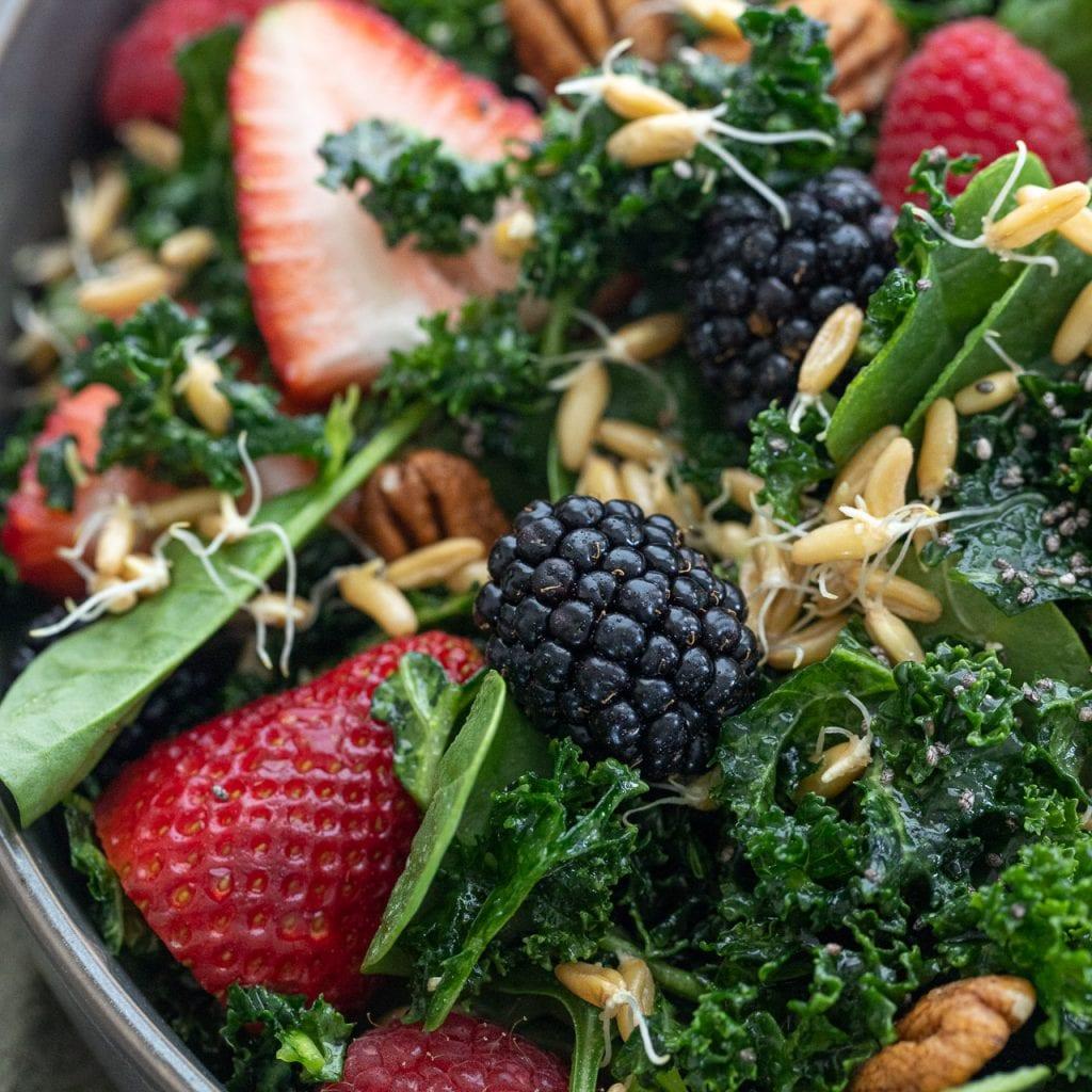 Best Fruit and Nut Salad