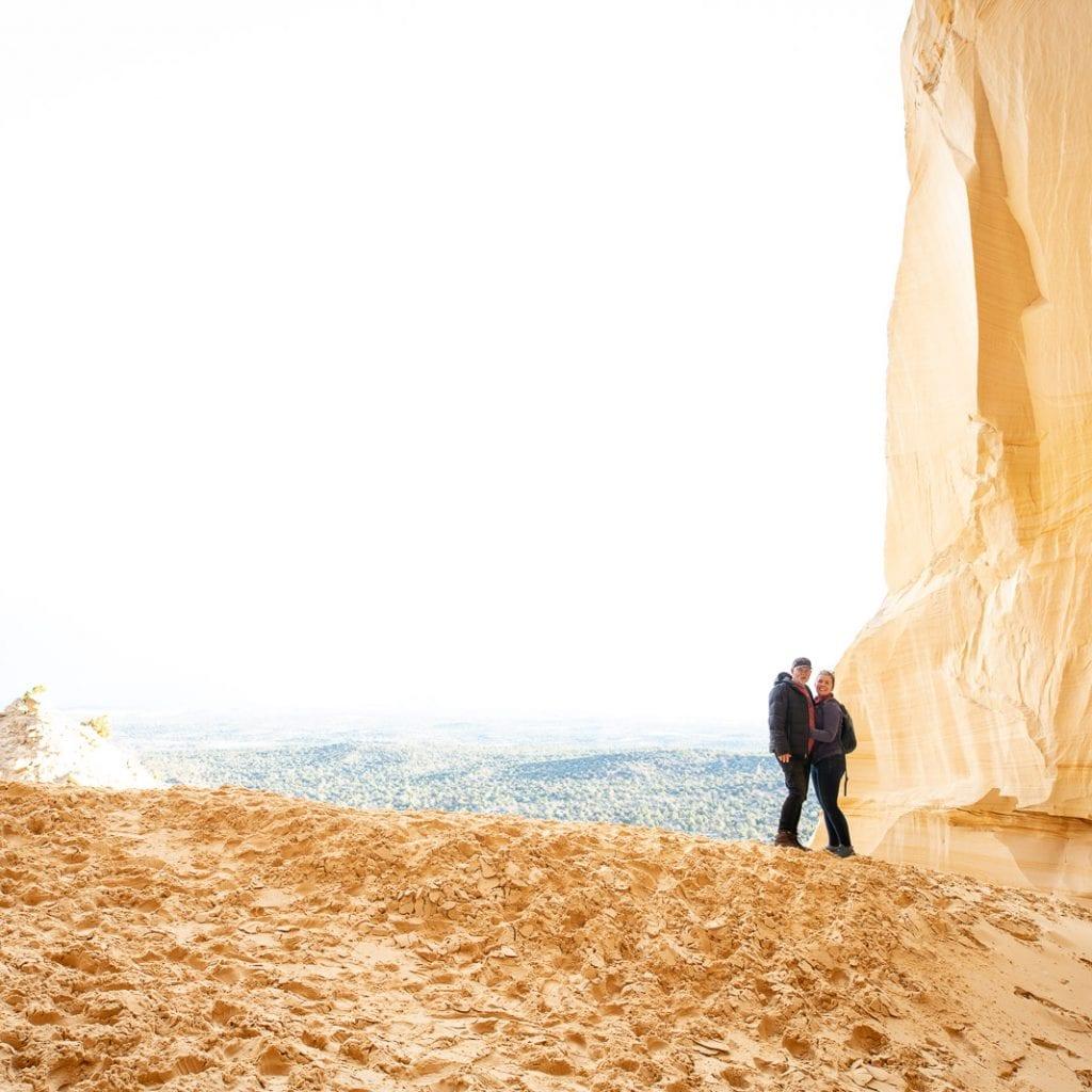Excursion To Grand Chamber Kanab Utah