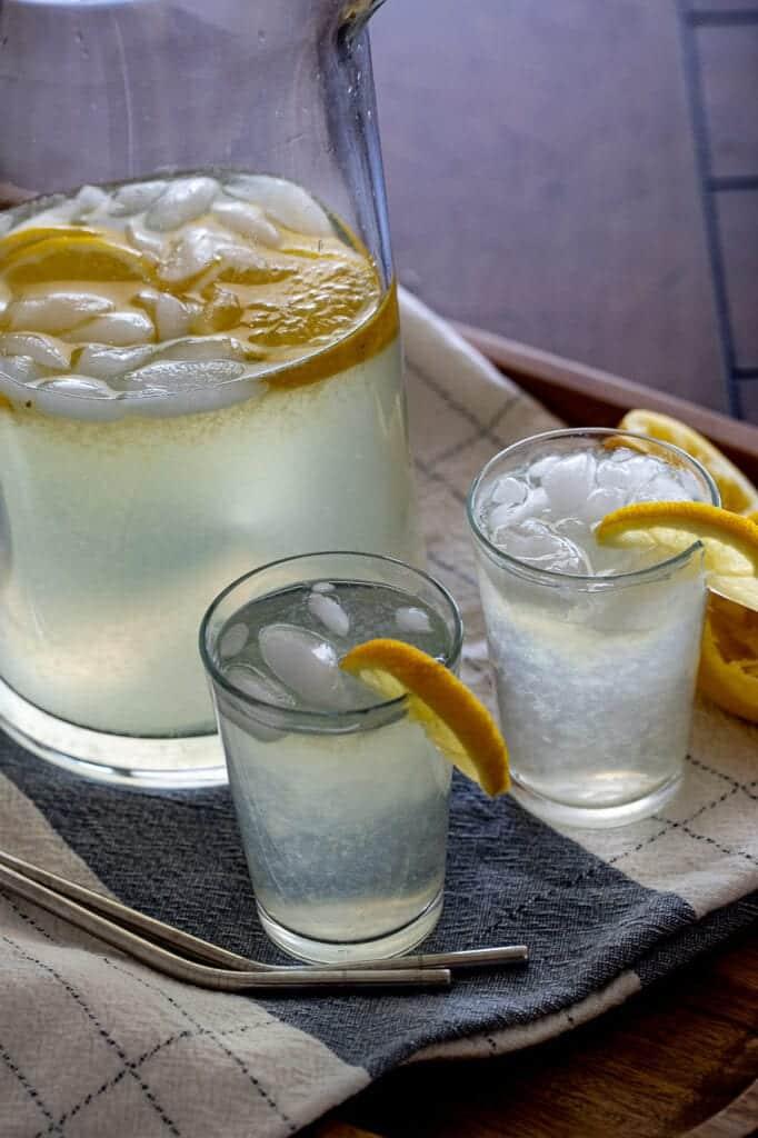Simple and Perfect Lemonade