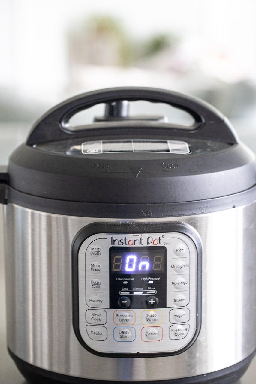 instant pot cooking einkorn grain
