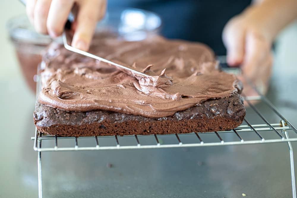 Best Double Chocolate Zucchini Cake
