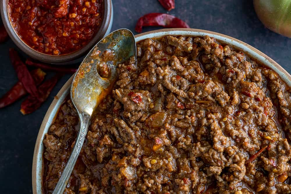 Best Saucy and Spicy Texas Red Chili