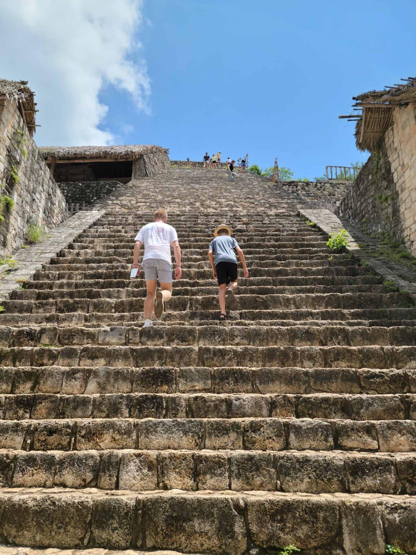 ruins of ek balam mexico