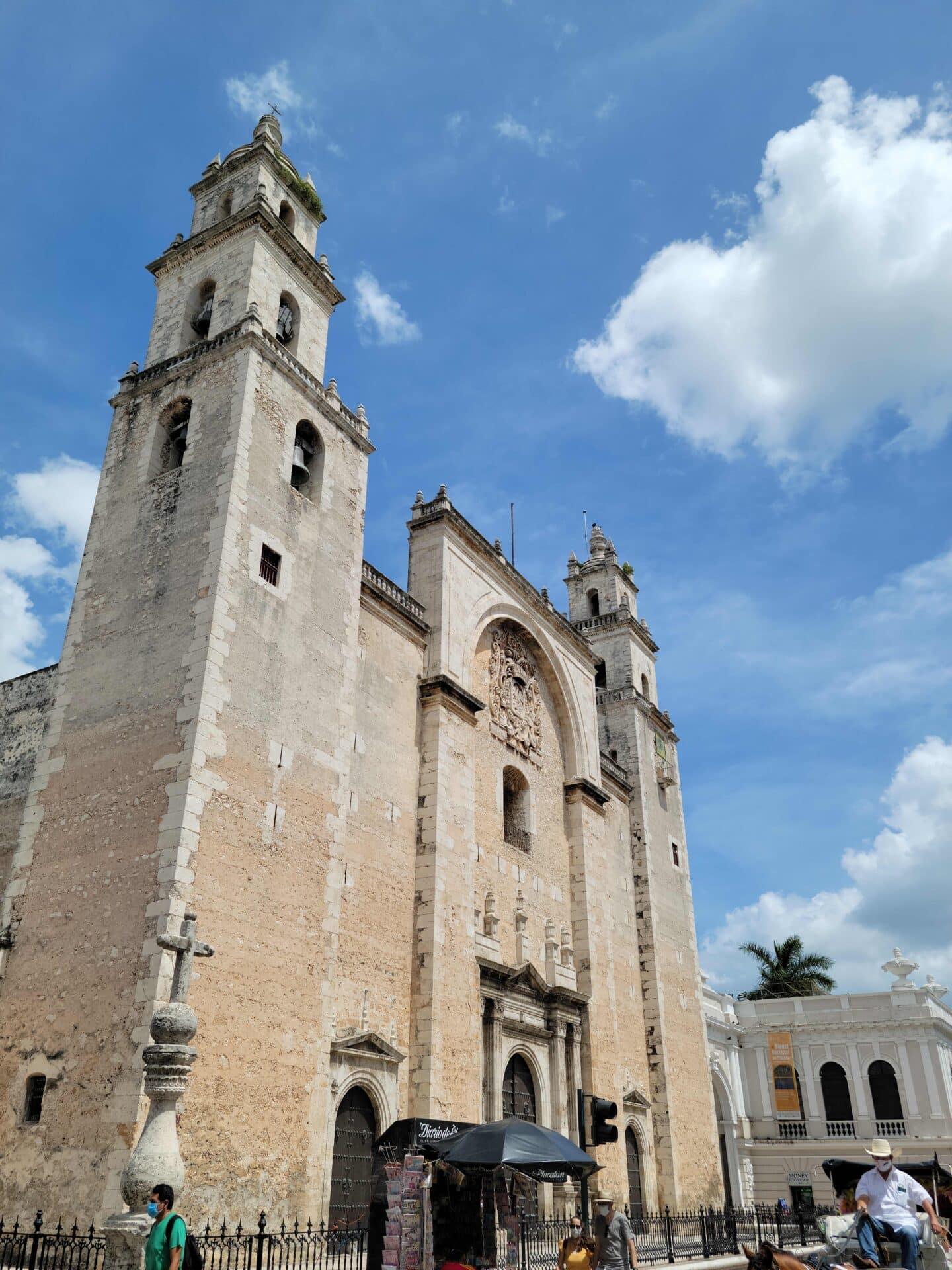 church in merida mexico