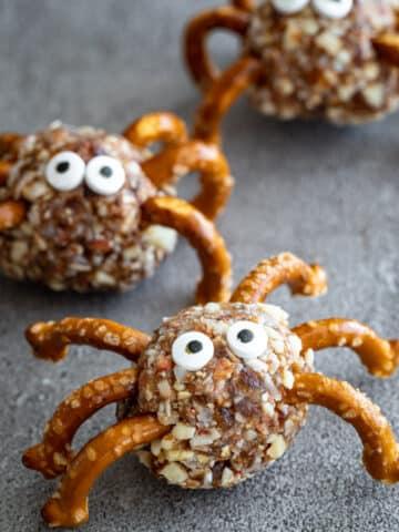 Healthy Halloween Snacks.